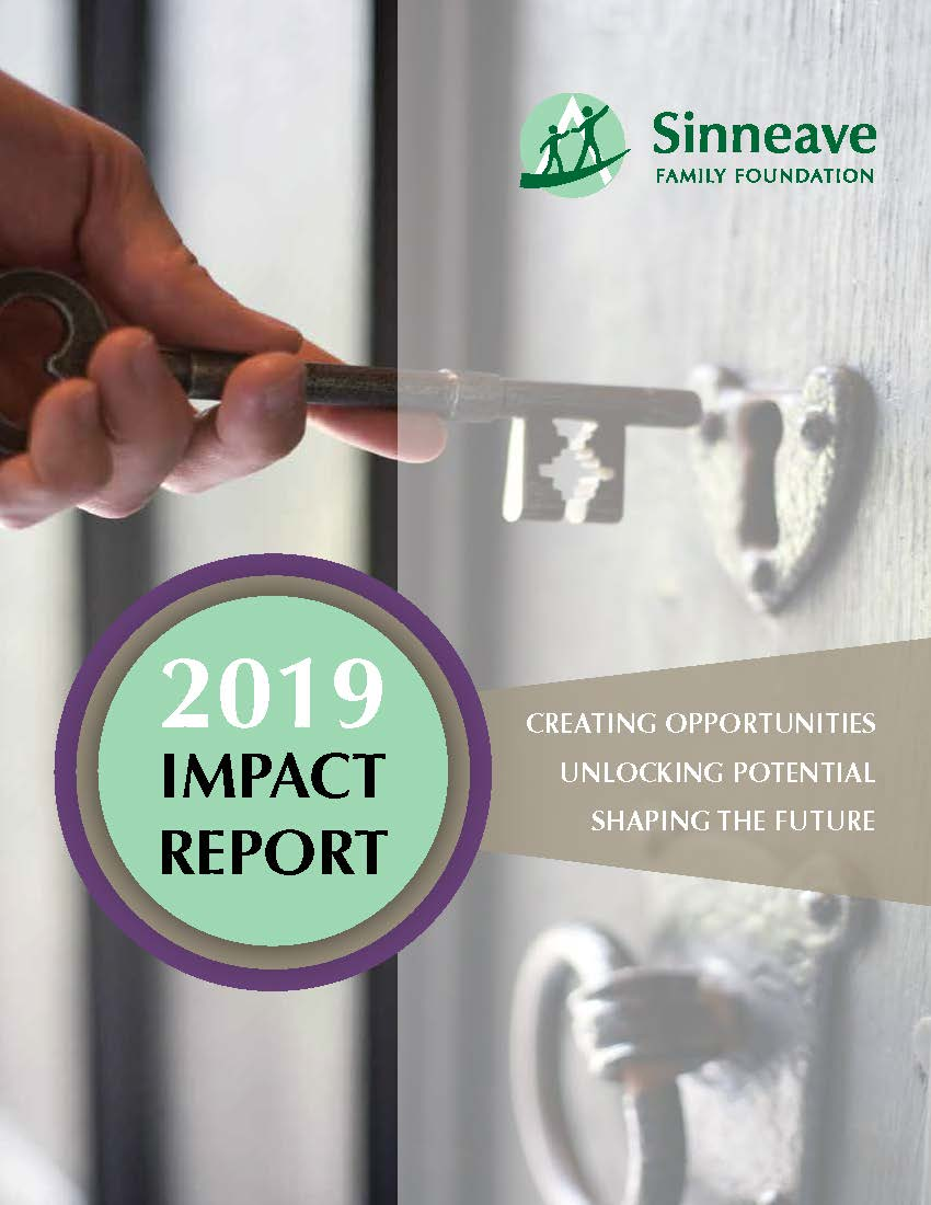 Impact Report 2019 - Creating Opportunities, Unlocking Potential, Shaping The Future