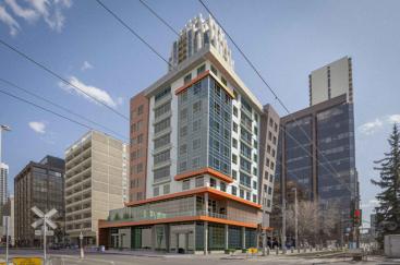 Homespace Building Downtown Calgary