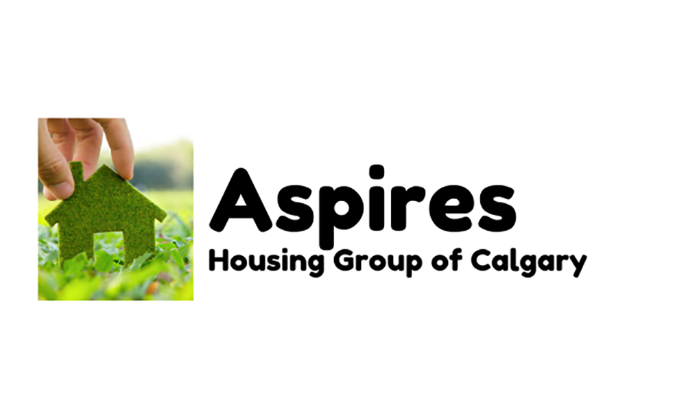 Logo: Aspires - Housing Group of Calgary