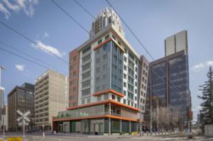 HomeSpace Downtown Calgary Building