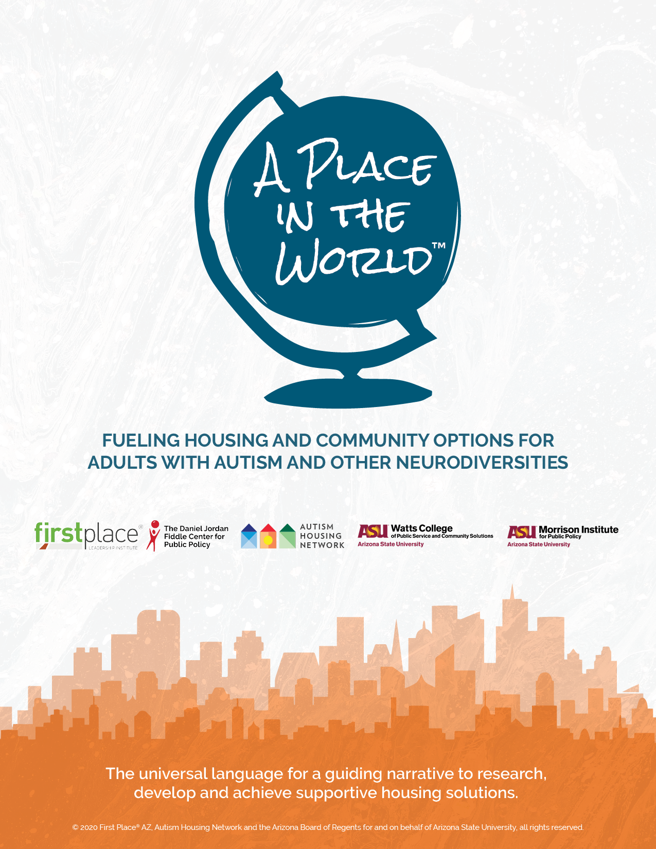 Document cover image: A Place In the World