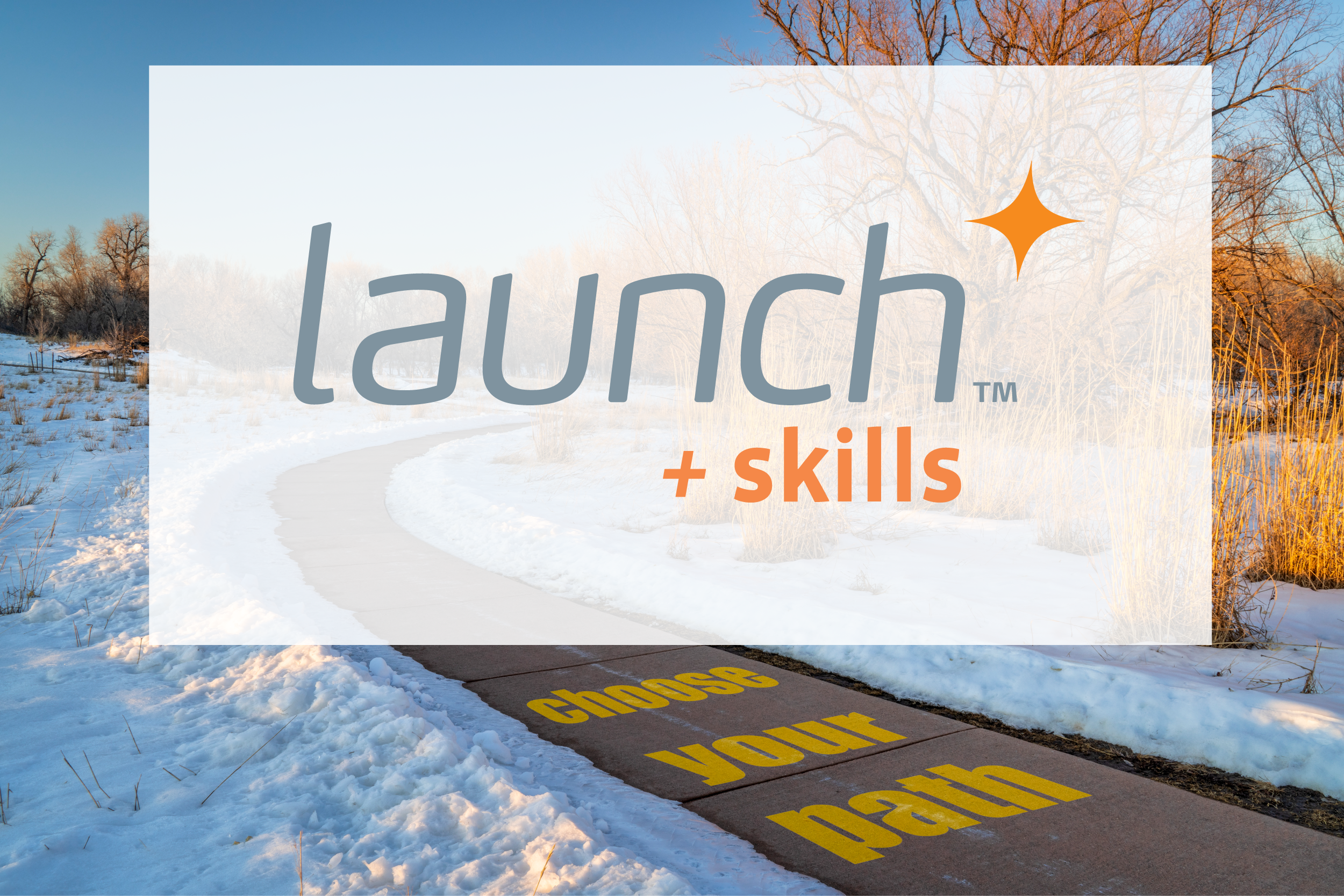 Launch Skills Logo