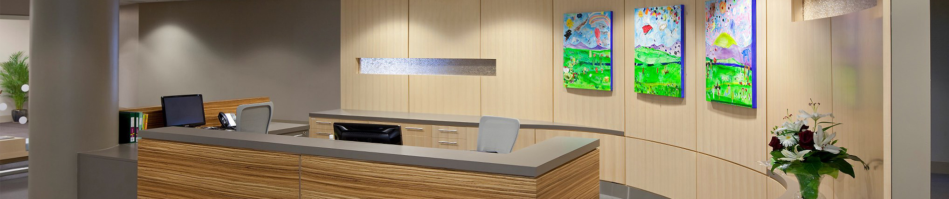 The Ability Hub (front desk) image
