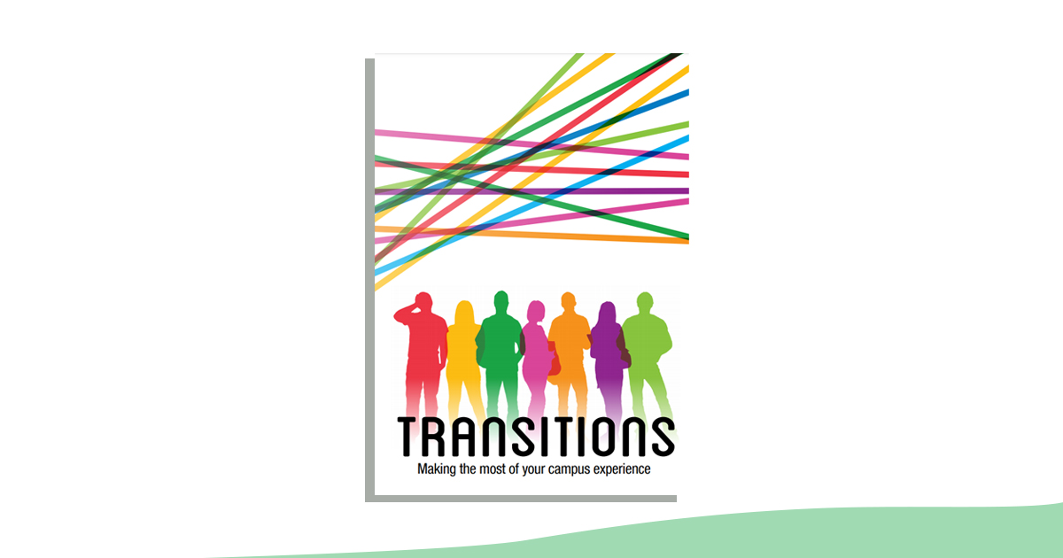 Transitions: Making the Most of your Campus Experience (document image)