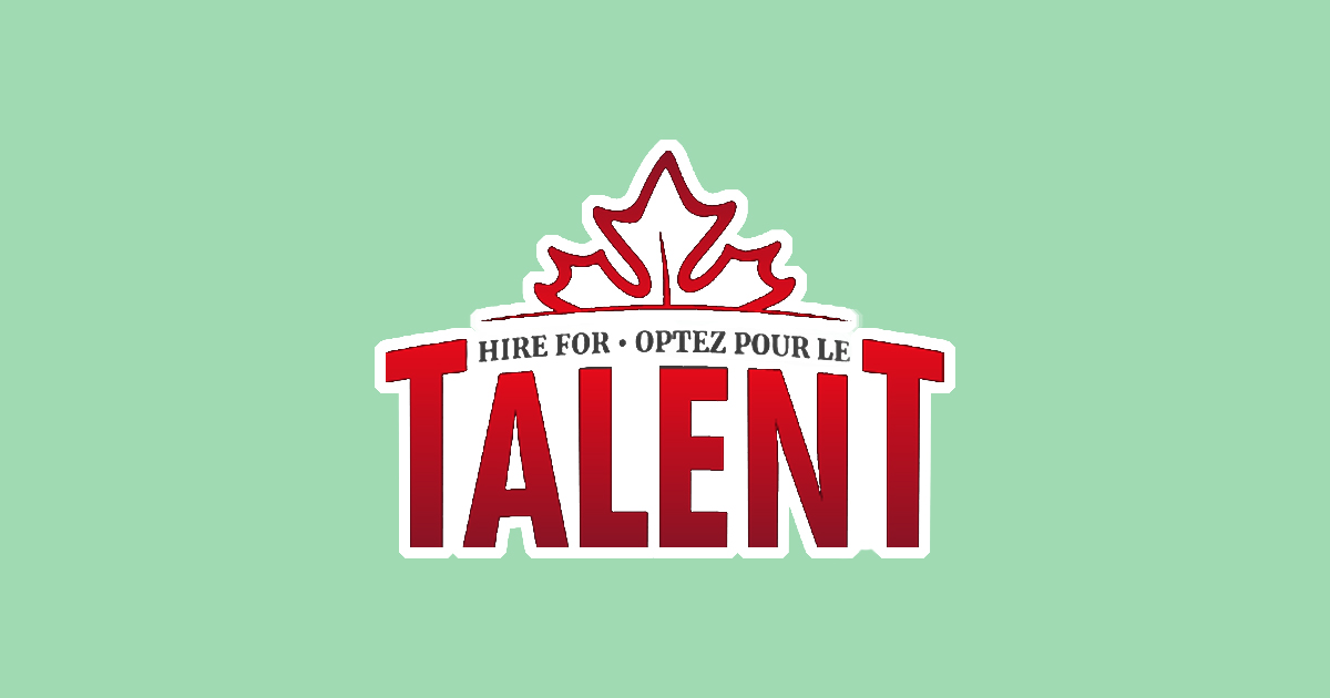 Hire for Talent logo (with green background)