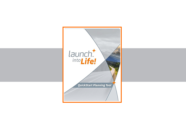 Launch Into Life Quickstart Guide