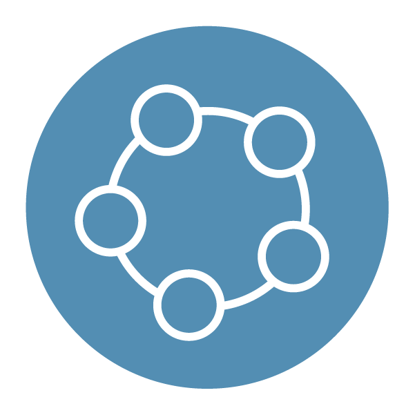 Collective/network symbol