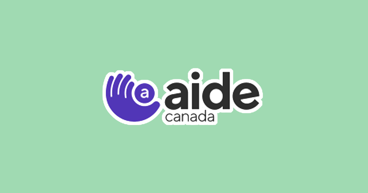 Aide Canada logo image
