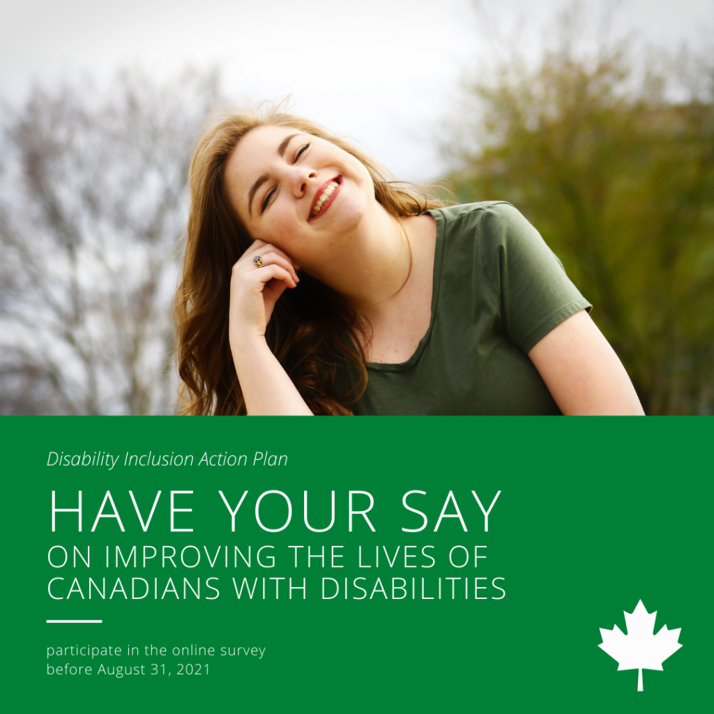 Have Your Say - Happy Girl in the sun