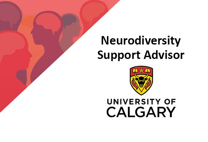 UCalgary Neurodiversity Support Advisor
