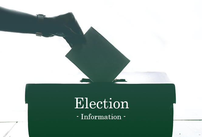 2021 Federal and Municipal Elections Activities in the Community